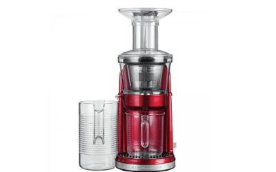 Extracteur de jus Kitchen'Aid rouge à CHF 599.00 au lieu de CHF 799.00