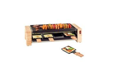 Raclette Pizza Grill Nouvel Wood 8 personnes à CHF 159.00 au lieu de CHF 199.00